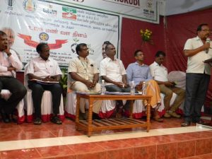 Speech by the Chief guest